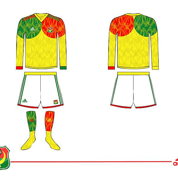 Bolivia Away jersey