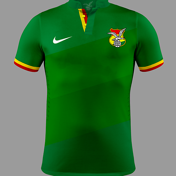 Bolivia Copa America Kit