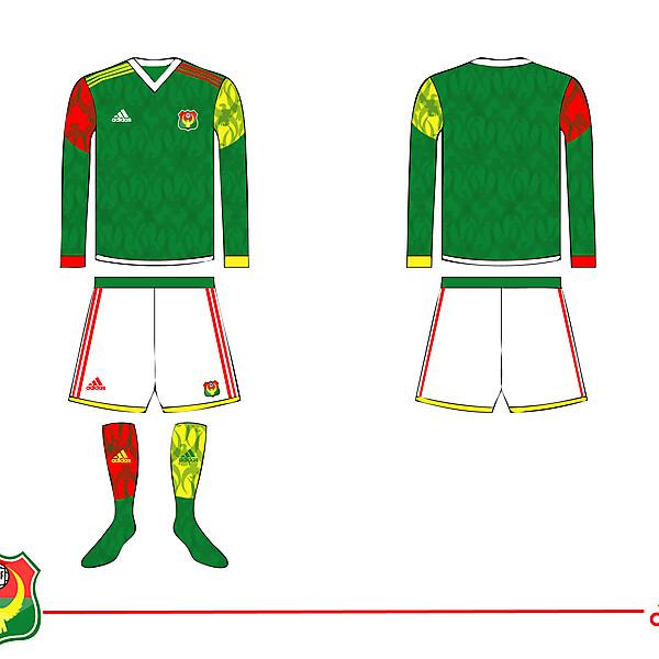 Bolivia Home jersey