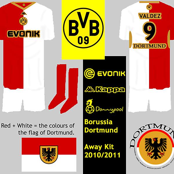 Borussia Dortmund away Kit 2