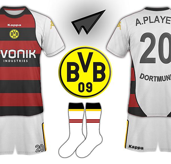 BV Borussia Dortmund - Away (2)