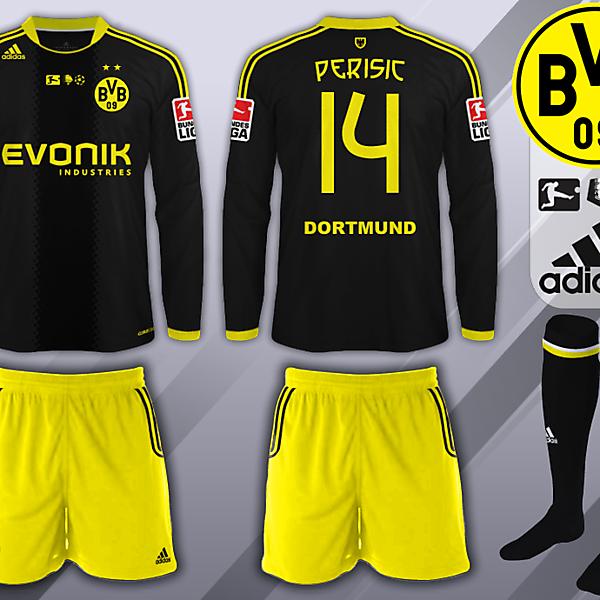 Borrusia Dortmund Domestic Away