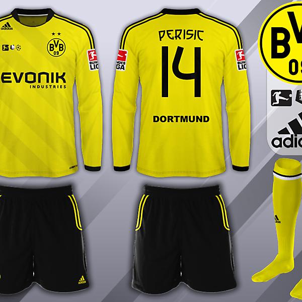Borrusia Dortmund Home