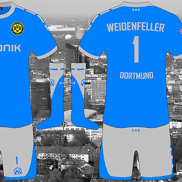 Borussia Dortmund - mARTin Kits & Crest