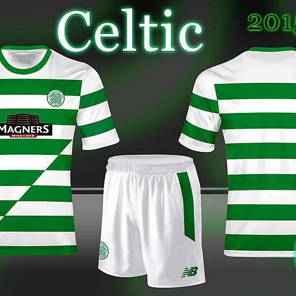 Celtic T shirt