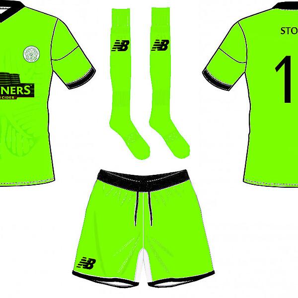 Celtic Third Kit