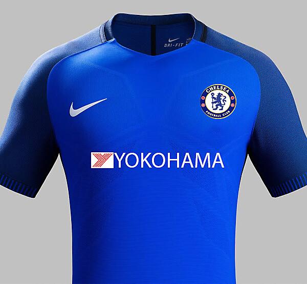 Chelsea home fantasy