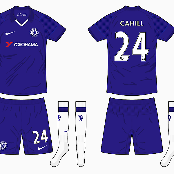 Chelsea Home Kit - Nike