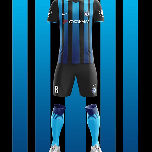 Nike Chelsea FC Away 2017-18