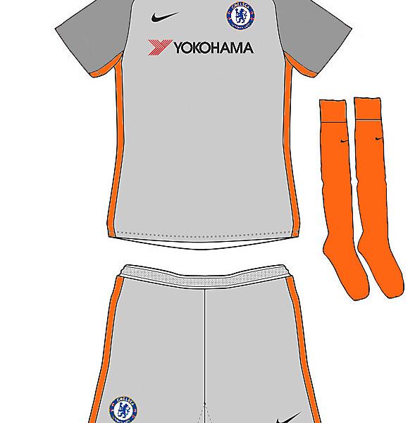Nike Chelsea Third Idea 2017-18