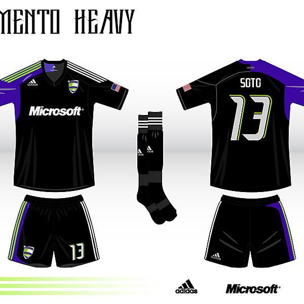 Sacramento Heavy