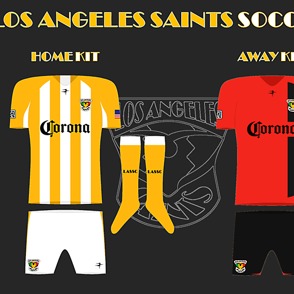 Los Angeles Saints Soccer Club