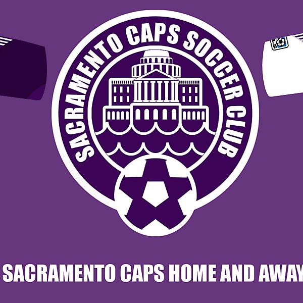 Sacramento Caps
