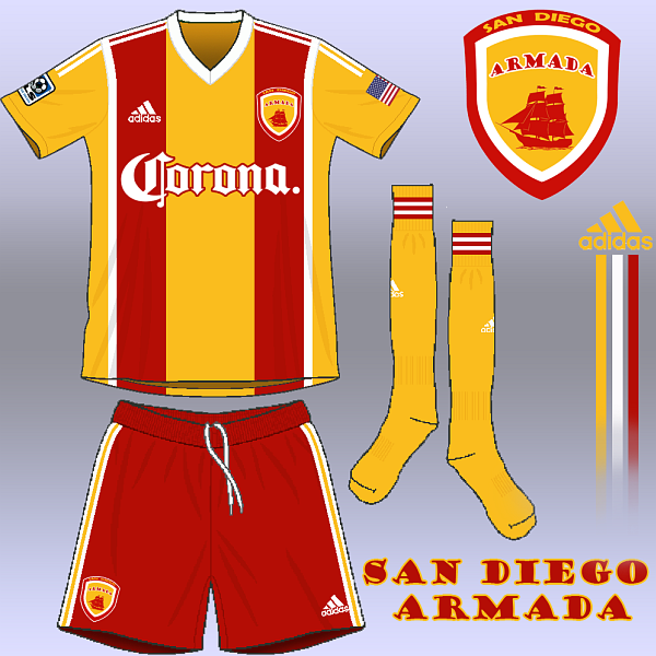 San Diego Armada - home