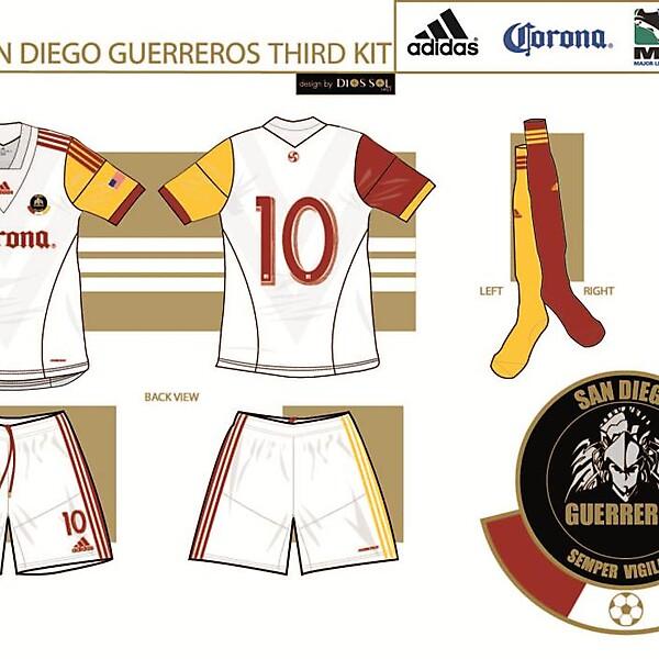 San Diego Guerreros