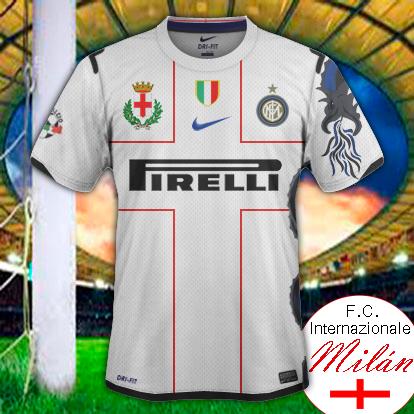 FC Internazionale Flag City Milano