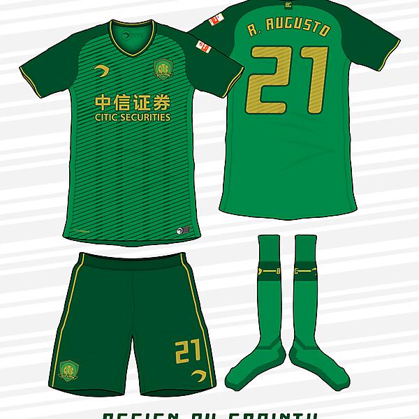Beijing Guoan FC - Home Kit