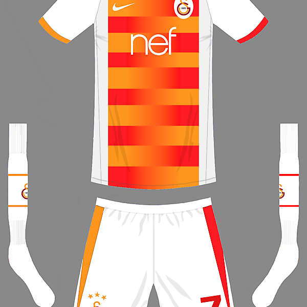 Galatasaray away kit