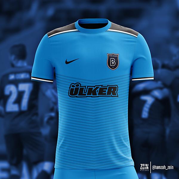 Istanbul Basaksehir Third Kit Concept
