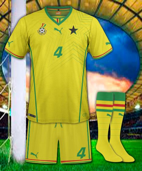 Ghana Away 2