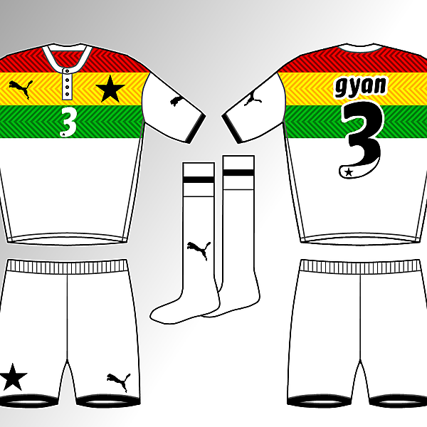 Competition Ghana WC 2014 (closed)