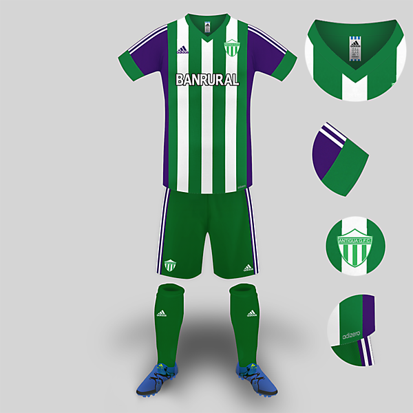 Antigua GFC Adidas
