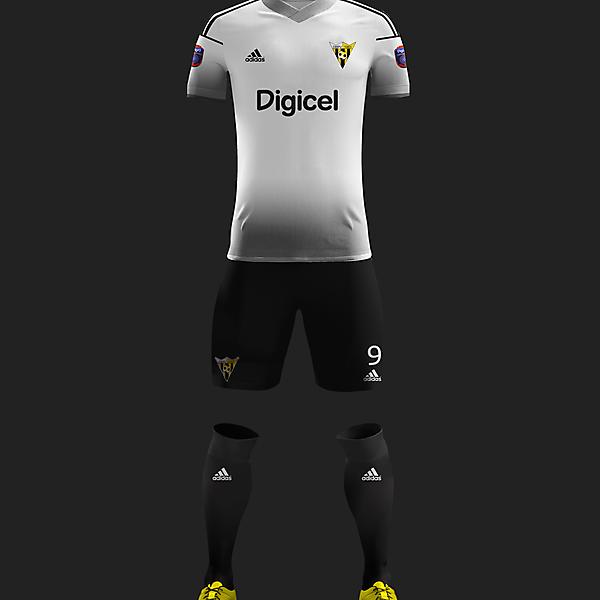 Don Bosco - Away kit