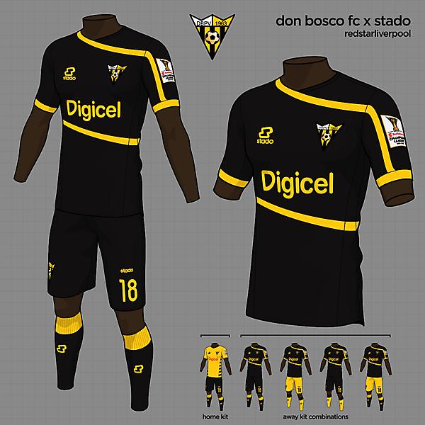 Don Bosco FC Away Kit