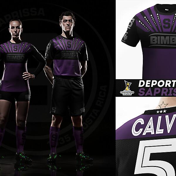 Group B/3rd - Deportivo Saprissa Home