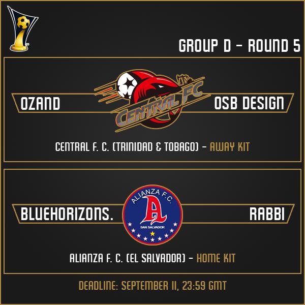 Group D - Week 5 Matches