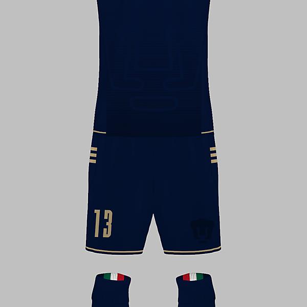 Pumas UNAM x Adidas