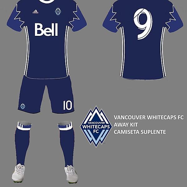 VANCOUVER FC CAMISETA SUPLENTE