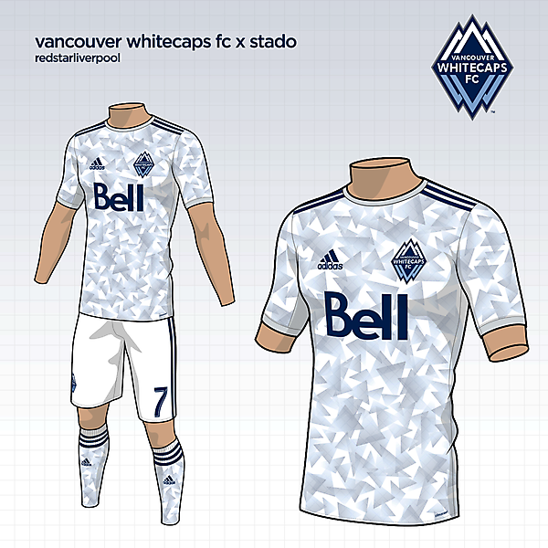 Vancouver Whitecaps Home Kit