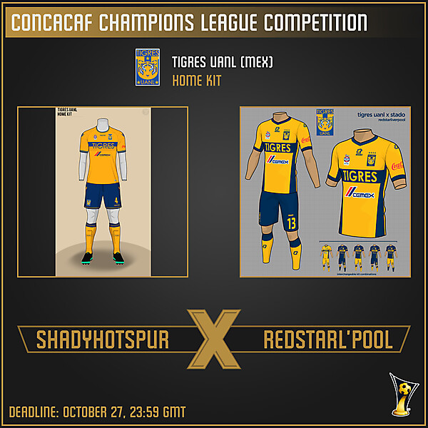 [VOTING] 3rd PLACE - Shadyhotspur v RedStarLiverpool