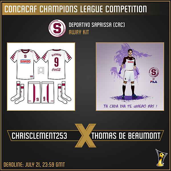 [VOTING] Group B - Week 1 - chrisclement253 vs. Thomas de Beaumont