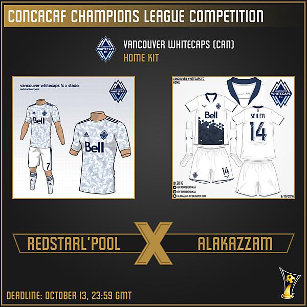 [VOTING] Semifinals - Redstarliverpool vs. Alakazzam