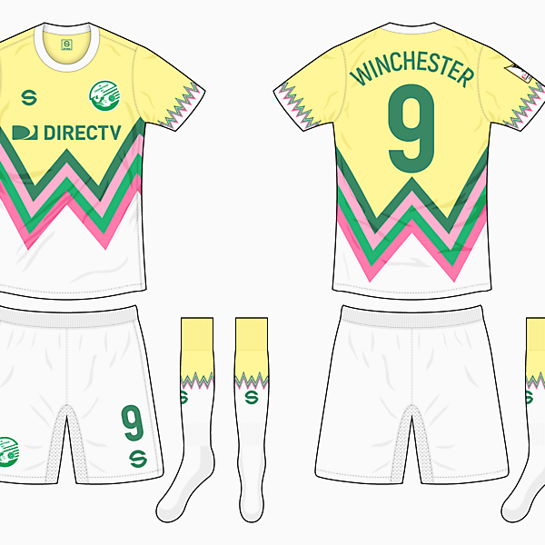 W Connection FC - Away Kit