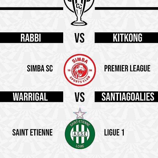 Group A Matchweek 5 Fixtures
