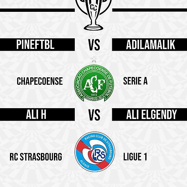 Group D Matchweek 3 Fixtures