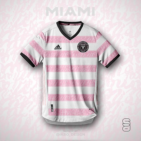 Inter Miami home kit