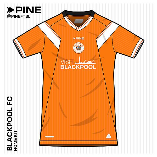 Blackpool FC Home   Pine