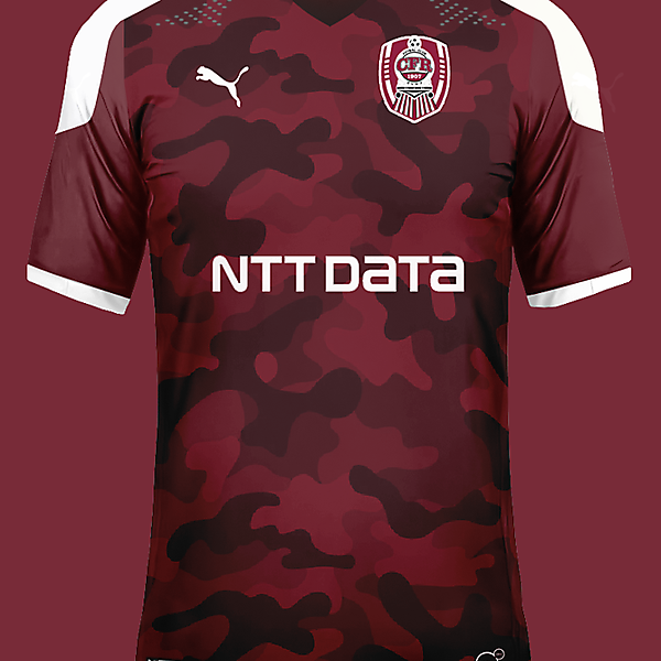 CFR Cluj home kit