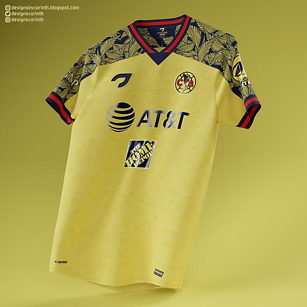 Club América   Home Shirt