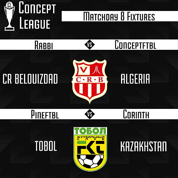 Premier League Matchday 8 Fixtures