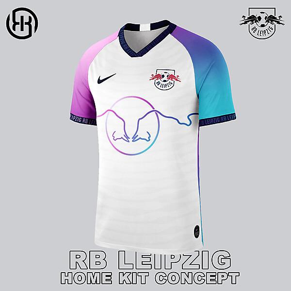 RB Leipzig   Home kit concept