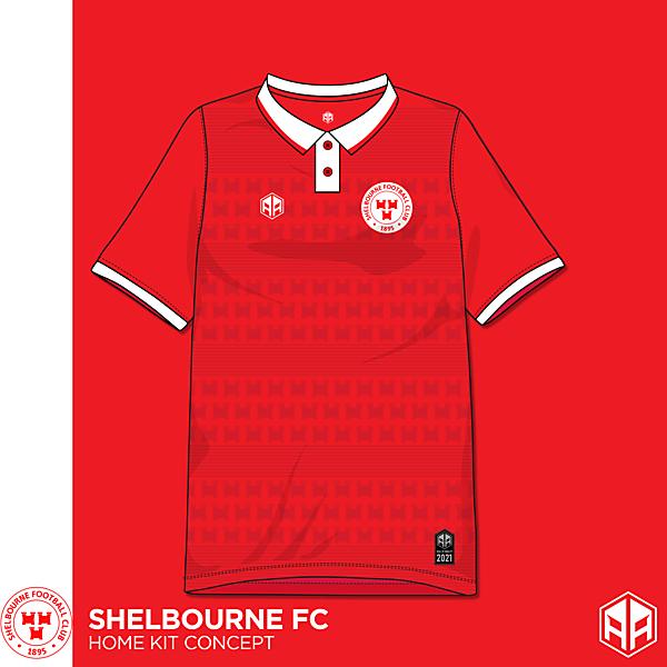 Shelbourne F.C home kit concept