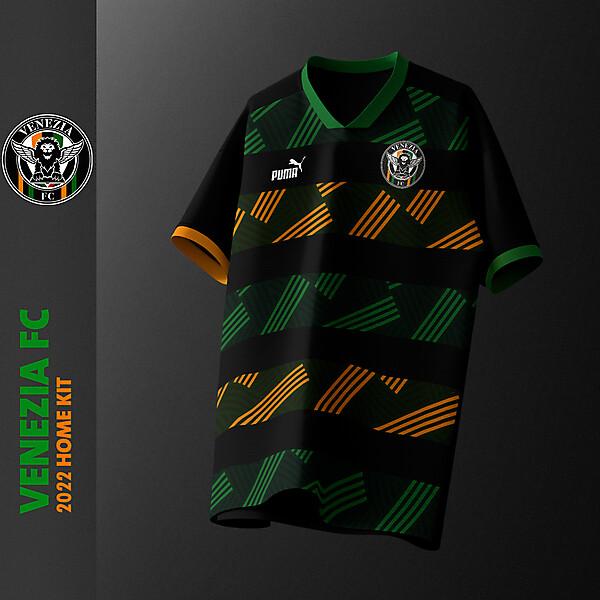 Venezia FC    Home Shirt