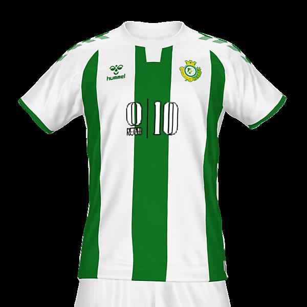 Vitória de Setúbal Home kit by @feliplayzz