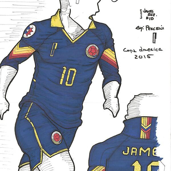 Copa America 2015 - Colombia - By Perceni
