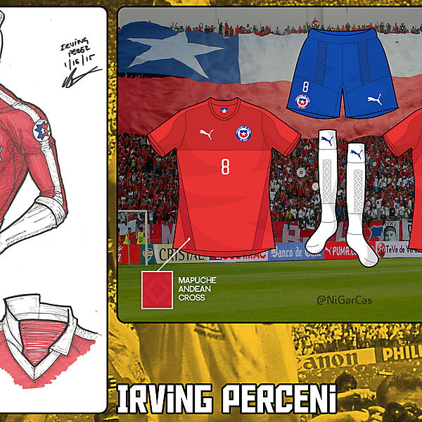 Gran final - Chile home - Irving vs. Nigarcas